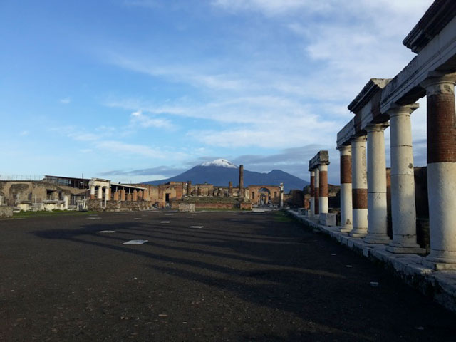 Virtual Police Pompeii