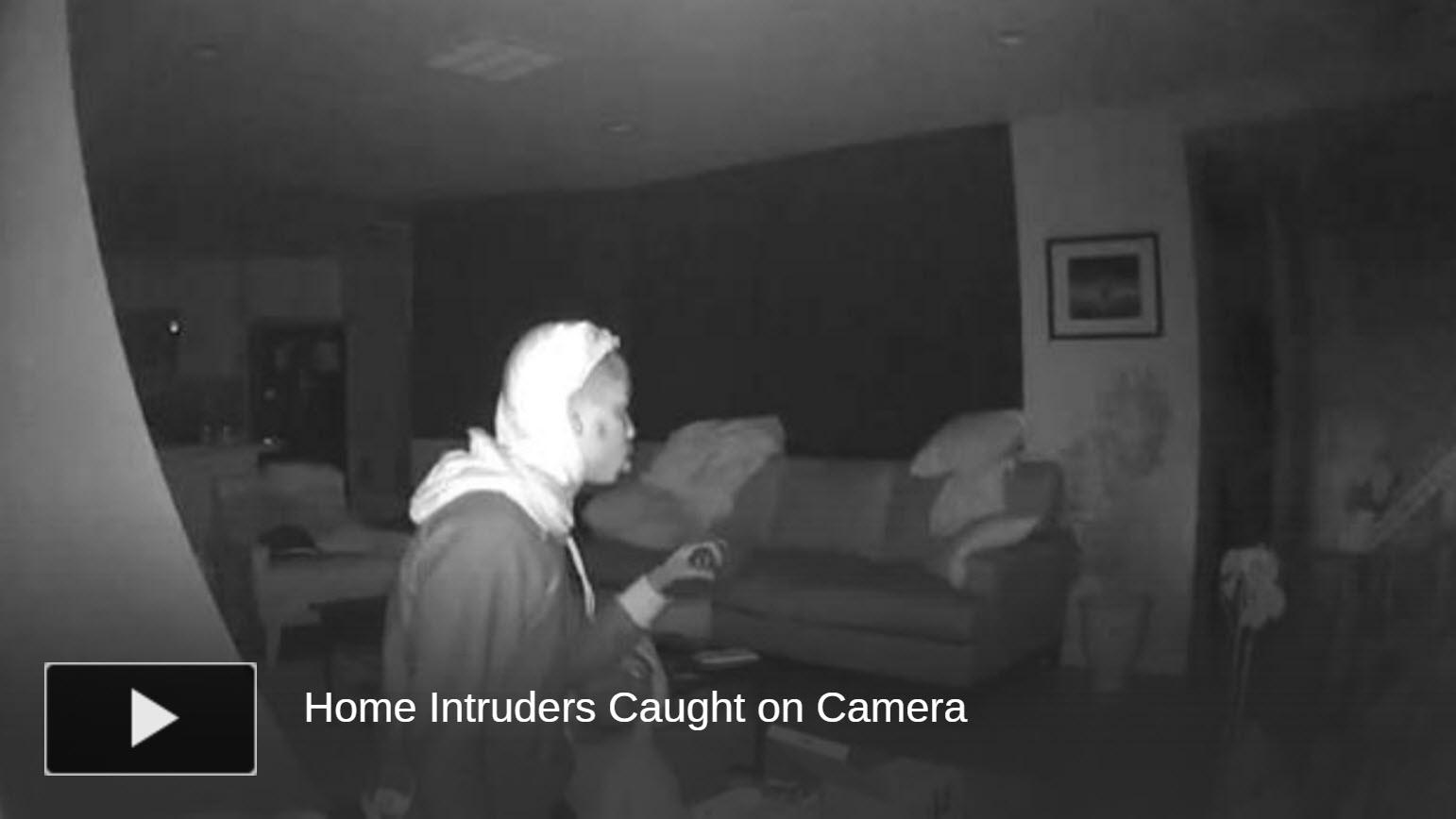 Virtual Police intruders